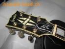 1989/90 Orville (Terada) LPC-75 Les Paul Custom/ Black Beauty, inkl. Koffer & Parts