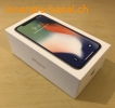 Apple iPhone X 64GB 256GB - Silver,Gray Unlocked FREE WORLDWIDE SHIPPING