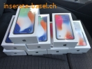 Apple iPhone X Factory Sealed Unlocked 256gb 64gb Space Gray and Silver