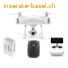 DJI Phantom 4 Advanced Plus 4K Drone With Collision Avoidance & Free Hard Shell Backpack