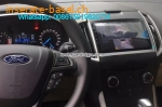 Ford Edge refit Audio-Radio Auto android wifi GPS-Navigation Kamera