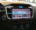 Hyundai Creta Car audio radio update android GPS navigation camera