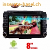 Kia Carnival Car Audio Radio Android WiFi DVD GPS Kamera