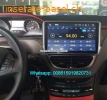 Peugeot 208 2008 Android Car Radio GPS WiFi Navigation Kamera Teile