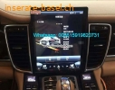 Porsche Panamera radio GPS android Vertical screen