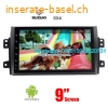 Suzuki SX4 Car audio radio update android GPS navigation camera