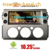 Toyota Landcruiser FJ Car audio radio android GPS navigation camera