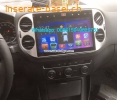 VW Tiguan 2011 2012 Car Audio Radio Android WiFi GPS Kamera